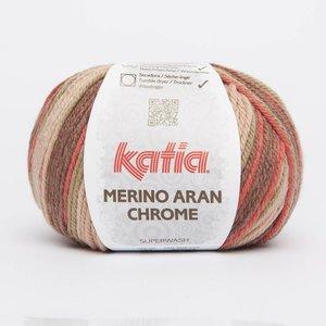 Merino Aran Chrome (253) op = op