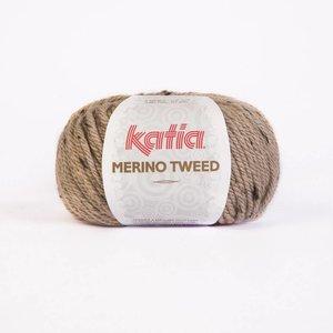 Merino Tweed beige (301)