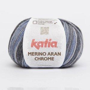 Merino Aran Chrome (250)