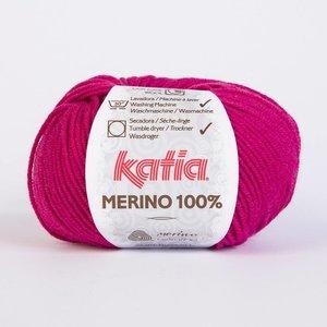 Katia Merino 100% fuchsia (16)