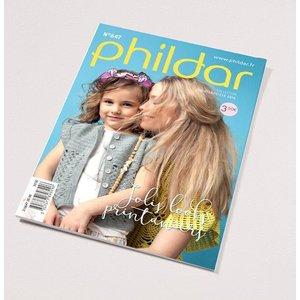 Mini catalogus 647 dames en meisjes lente/zomer 2016