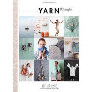 Scheepjes Yarn, The Sea Issue