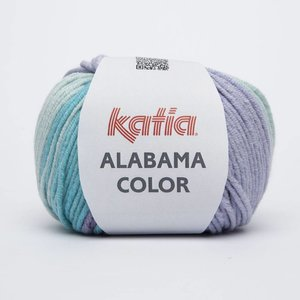 Katia Alabama color blauw/paars (105)