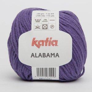 Katia Alabama paars (23) op = op