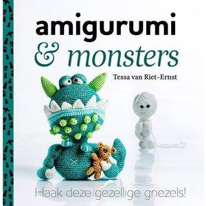 Amigurumi & monsters - Tessa van Riet