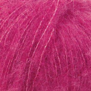 Brushed Alpaca Silk cerise (18)