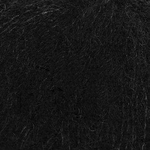 Brushed Alpaca Silk zwart (16)