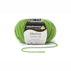 Merino extrafine 120 appelgroen (173)