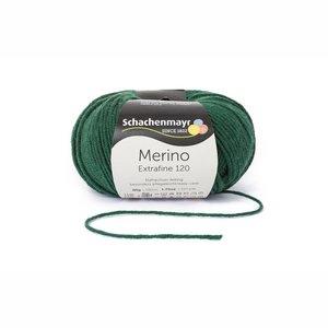 Merino extrafine 120 bosgroen (172)