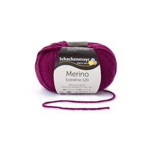 Merino extrafine 120 bordeaux (133)