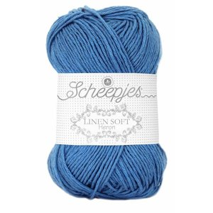 Linen Soft blauw (615)