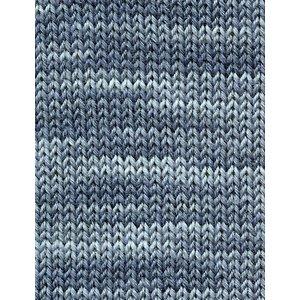 4 draads color denim rookblauw (1936)