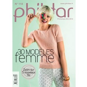 Phildar Dames catalogus 118