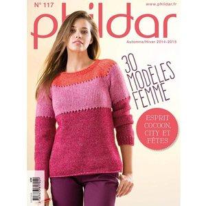 Phildar Dames catalogus 117