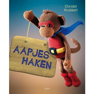 Aapjes haken - Christel Krukkert