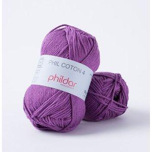 Phil Coton 4 Clematite (61) op = op