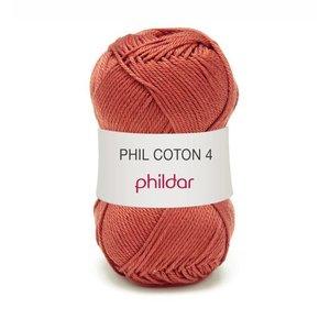 Phildar Phil Coton 4 Acajou (46)