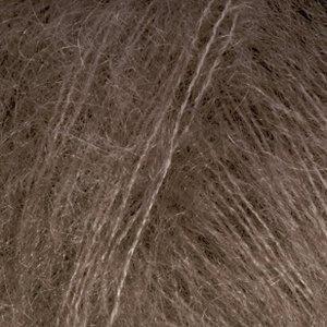 Kid-Silk donkerbruin (15)