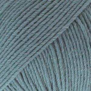 Cotton Merino stormblauw (26)