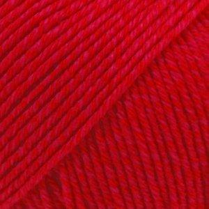 Cotton Merino rood (06)
