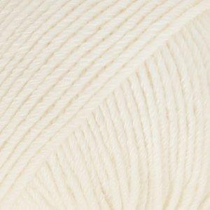 Cotton Merino naturel (01)