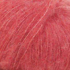 Brushed Alpaca Silk koraal (06)