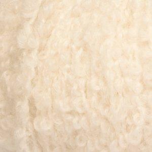 Alpaca Bouclé naturel (0100)