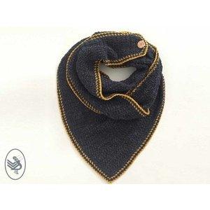 Haakpatroon Asymmetrische sjaal
