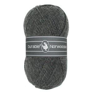 Durable Norwool Plus grijs (001)