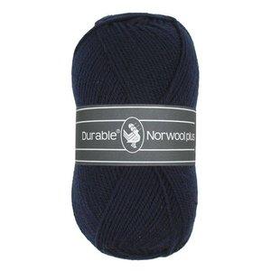 Durable Norwool Plus marineblauw (210)