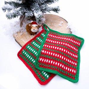 Scheepjes Garenpakket pannenlappen - Adventkalender