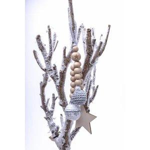 Garenpakket kersthanger - Adventkalender