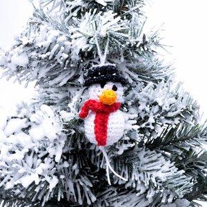 Garenpakket sneeuwpop  - Adventkalender