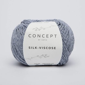 Silk-Viscose 58 Jeans