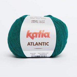 Atlantic 204 Flessegroen-zwart
