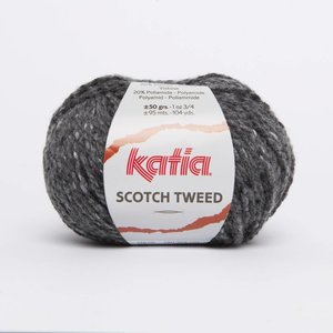 Scotch Tweed 65 Donker grijs