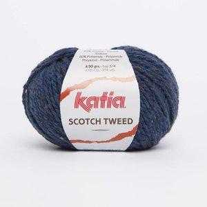 Scotch Tweed 66 Nachtblauw