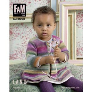 Lang Yarns FaM Fatto A Mano 234 Elle Tricote baby