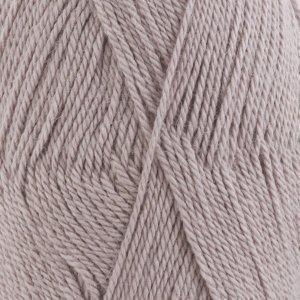 BabyAlpaca Silk licht grijs/paars (1760)