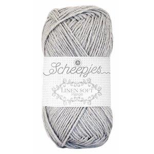 Linen Soft lichtgrijs (618)