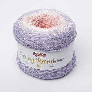 Spring Rainbow paars/roze/bleekrood (53)