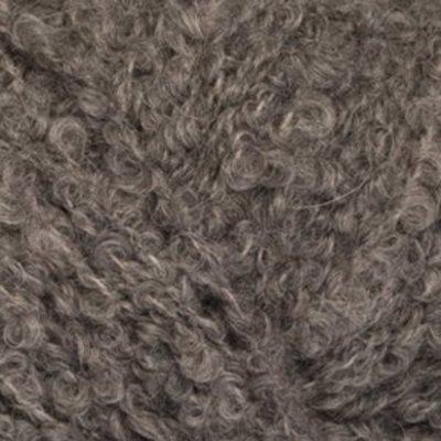 Alpaca Bouclé grijs (0517)