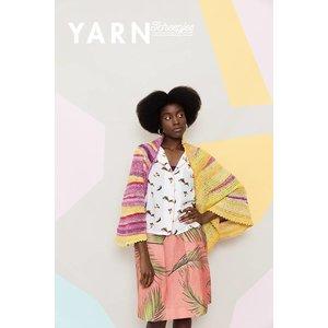 Piña Colada Shawl - Yarn 3