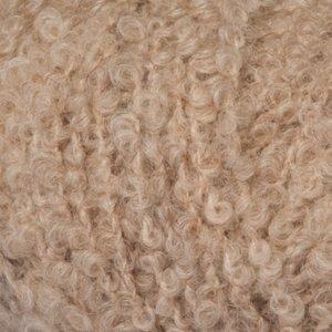Alpaca Bouclé mix licht beige (2020)