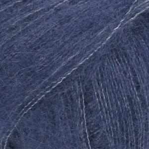 Drops Kid-Silk marineblauw (28)