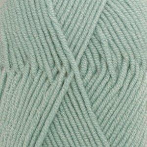 Merino extra fine lichtgrijs/groen (15)