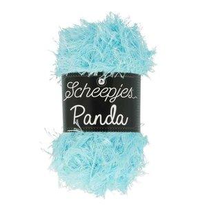 Panda (590) blauw
