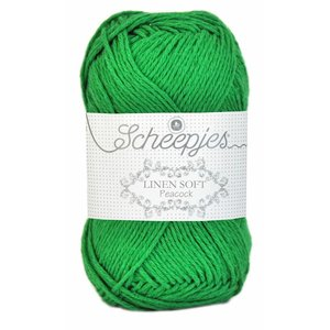 Linen Soft groen (606)
