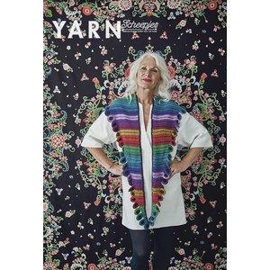 Peacock shawl - Yarn 2