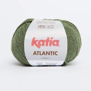 Atlantic 203 Pistache-zwart